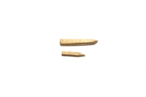 Wooden Square Pegs