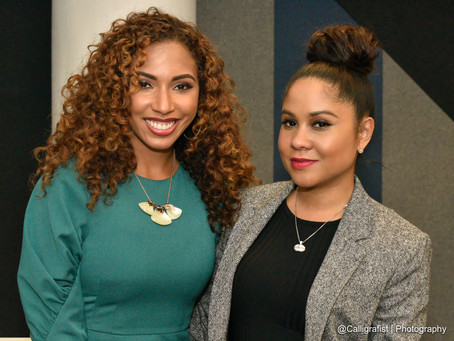 Angela Yee Joins Angelina to Celebrate Women Small Business Owners at Google