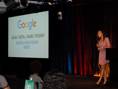 Google Digital Coaches Program: Angelina's Final NYC Workshop!