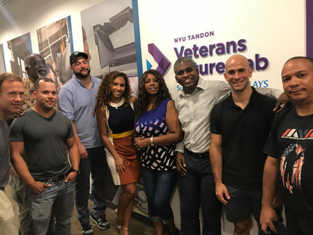 C-Suite Coach Launches Partnership With Veterans Future Lab