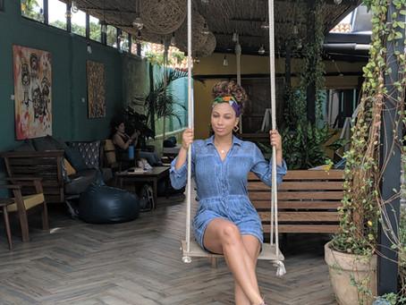 Angelina Joins Tech2Empower in Kigali, Rwanda