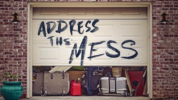 Address The Mess