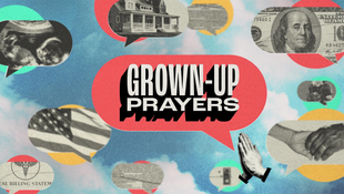 Grown Up Prayers