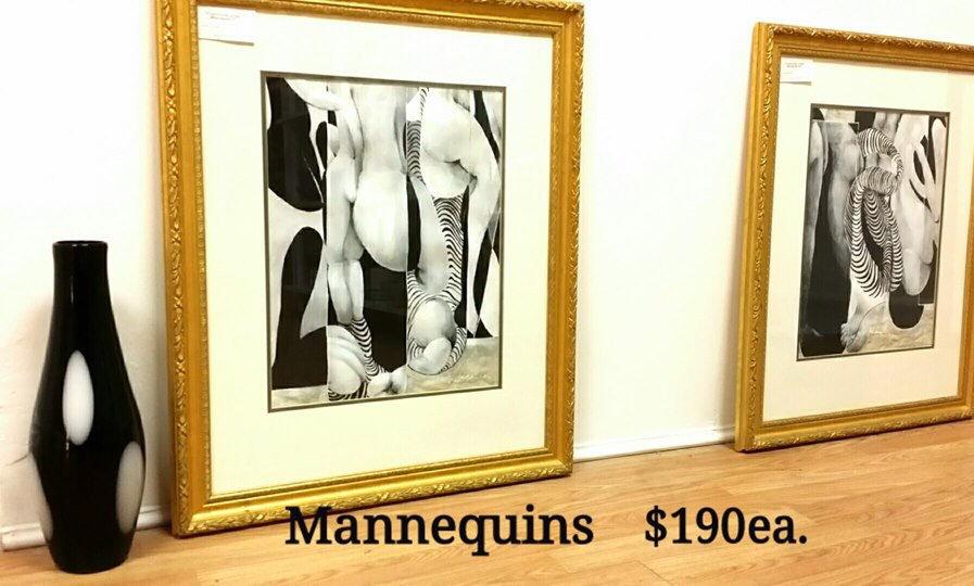 Manniquins