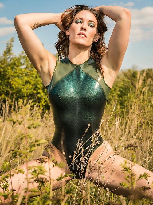 Warrior Glitter Body