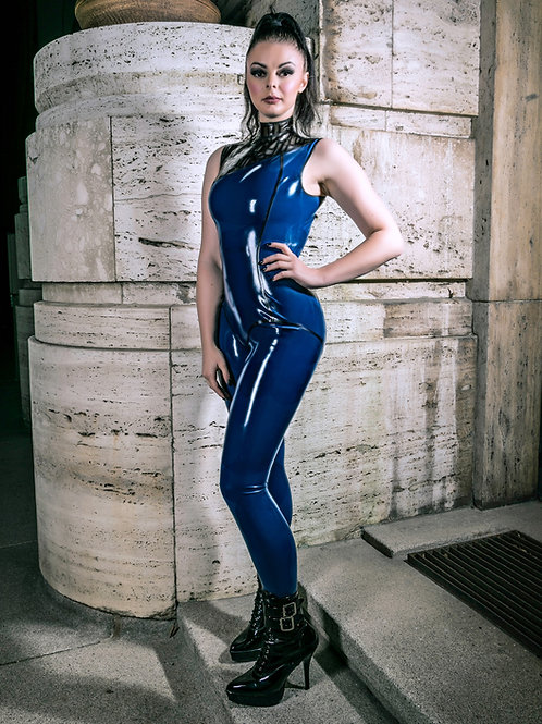 Rewired High Neck Jumpsuit