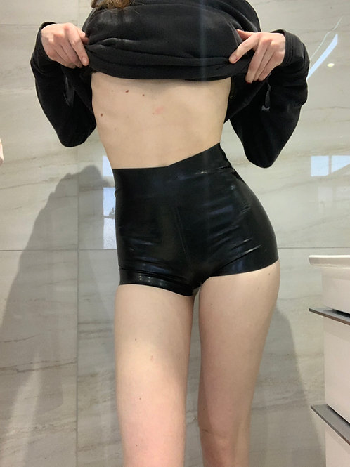 Back to Basics High Waist Shorts