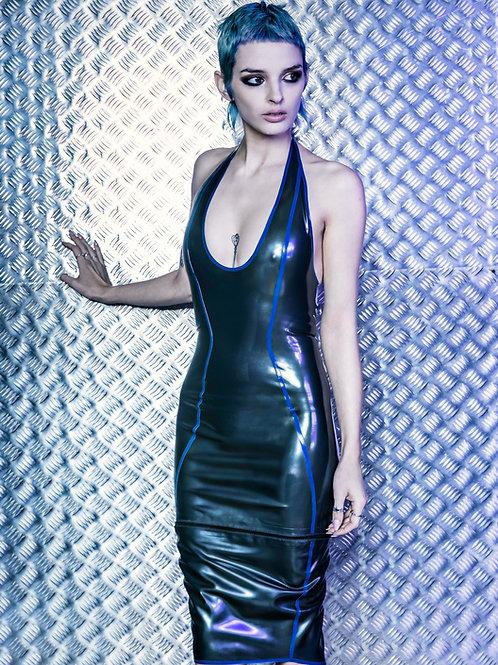 Rewired Midi to Mini Zip Dress