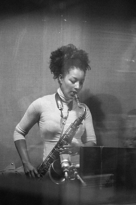 @London Jazz recording