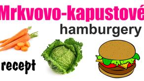 Mrkvovo-kapustové hamburgery