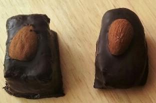 zdravé vánoční cukroví kokos
