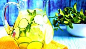 4 tipy na oblíbené osvěžující letní nápoje