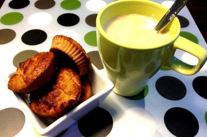 Zdravý fitness muffin