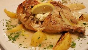Řecké kuře - při hubnutí