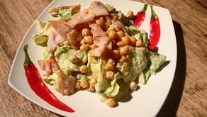 Salát scizrnou