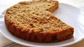 Ovocný jáhlový koláč i pro začínající pekařky