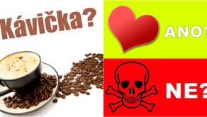 Káva a kofein. ANO-NE?