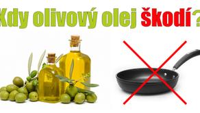 Kdy olivový olej škodí?