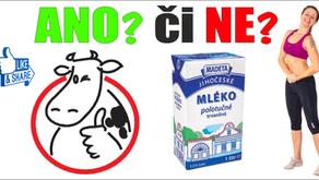 Mléko před i po Tréninku? Hmm?