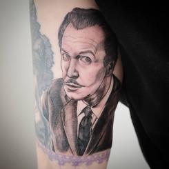 Vincent Price portrait