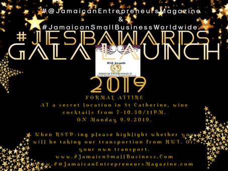 #JESBAwards Private Dinner Event FAQs!