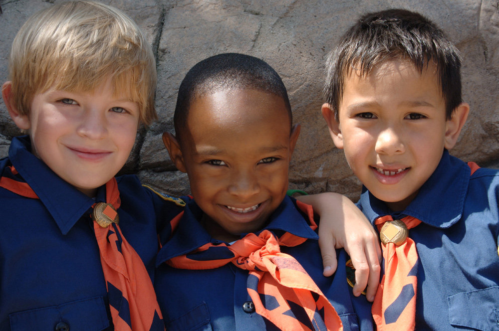 Girl Scout / Boy Scout