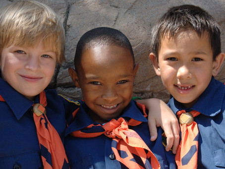 BSA (formerly Boy Scouts) Registration
