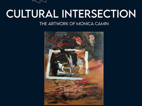 *NEW Virtual Gallery* Monica Camin: Cultural Intersection