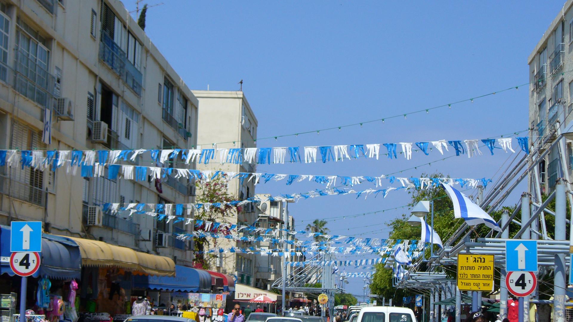 Ben_Ami_Pedestrian_zone,_Akko,_Israel.jp