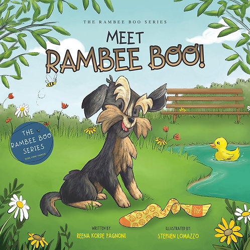 MEET RAMBEE BOO! Book 1
