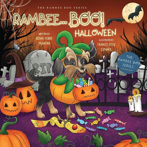 RAMBEE...BOO! HALLOWEEN.  Book 5