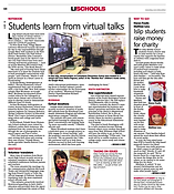 Newsday Notebook 2-14 CES Author Visit.png