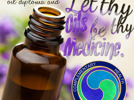 What is the difference between an Essential Oil Practitioners' Diploma and studying Aromatherapy