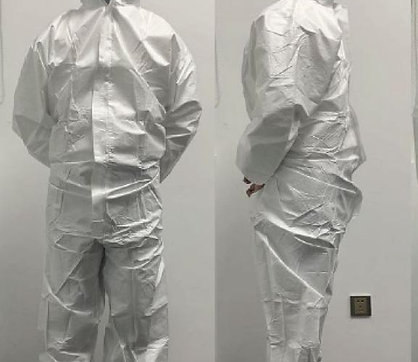 Surgical Coverall Type 5/6 (PP)