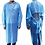Thumbnail: Disposable Isolation Gown - Level 2 (PE)