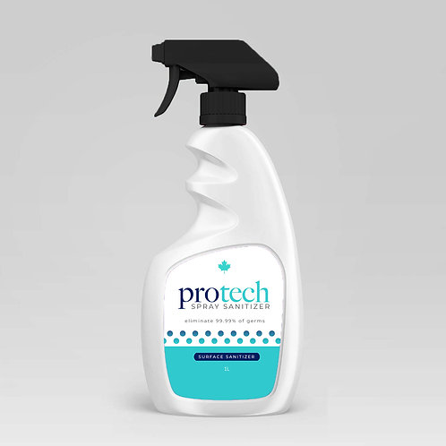 Surface Disinfectant Spray (1L)