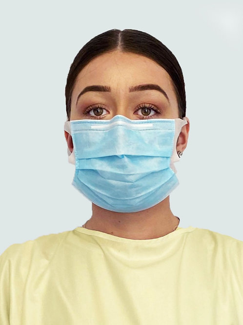 Surgical Mask Type IIR (50 ct. Box)