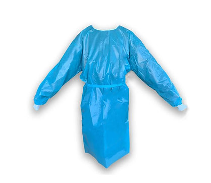 Chemotherapy Isolation Gown | PP & PE