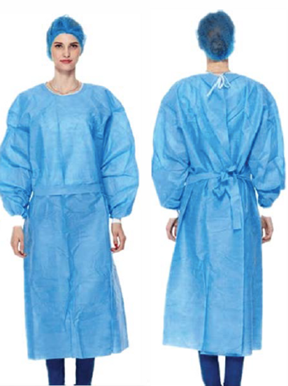 Disposable Isolation Gown - Level 3 (SMS)