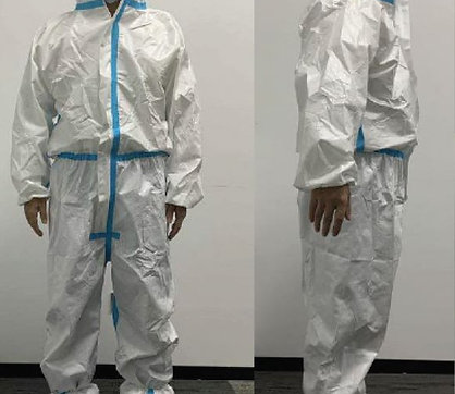 Surgical Coverall Type 4 (PP)