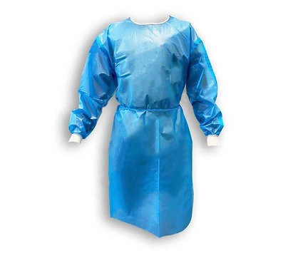 Level 2 Isolation Gown | PP & PE