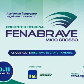 Fenabrave-MT realiza o primeiro Encontro Regional 100% on-line