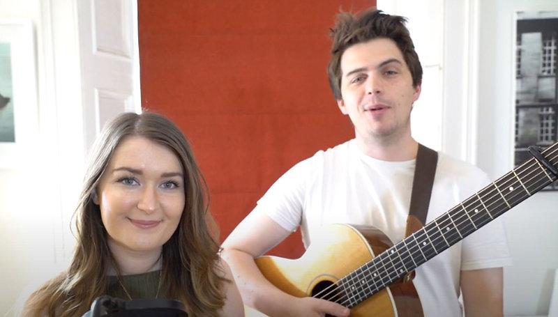 Cèilidh air-loidhne: Josie Duncan & Hamish MacLeod