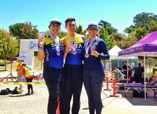 President's Update: Tri Santa Cruz, upcoming races & Masters