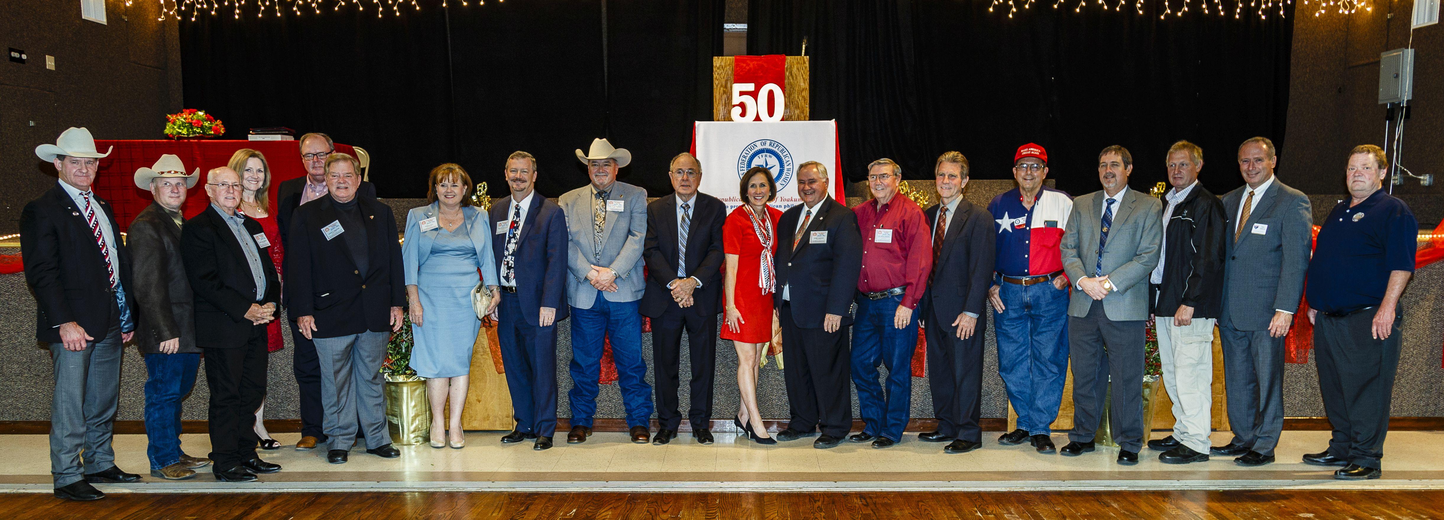RWOYA 50th Associate Members