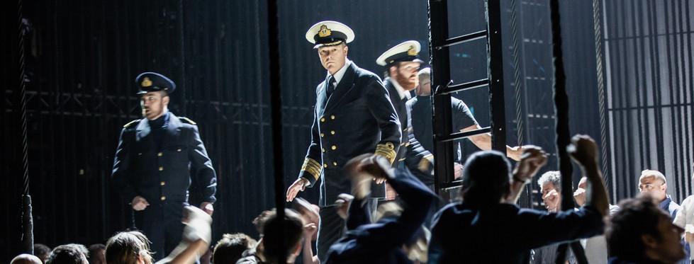 Toby Spence - Captain Vere