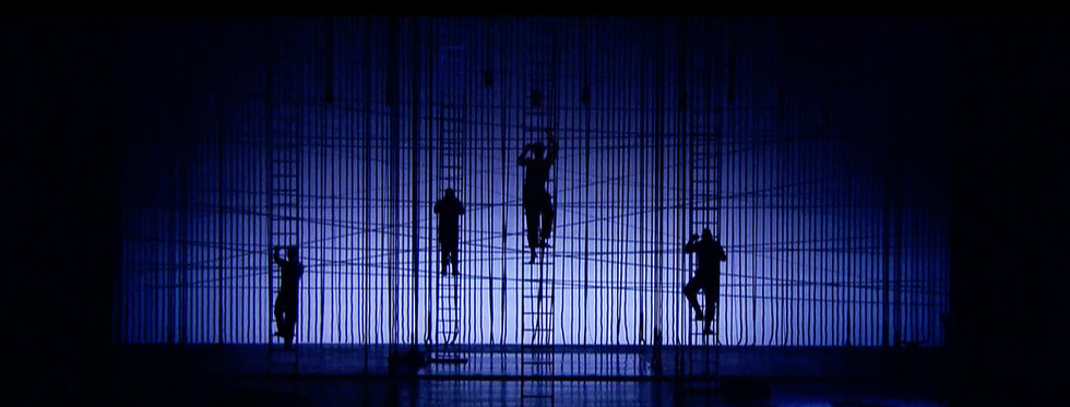 Billy Budd / Deborah Warner / Teatro Real Madrid 2017