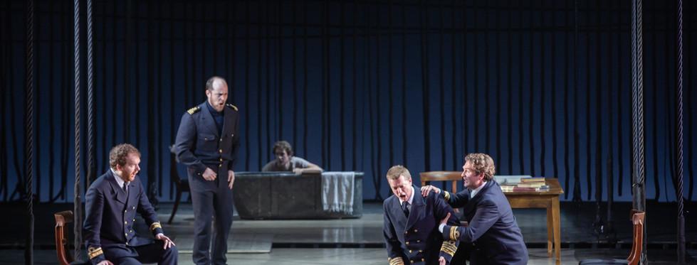 Billy Budd / Deborah Warner / Teatro di Roma 2018