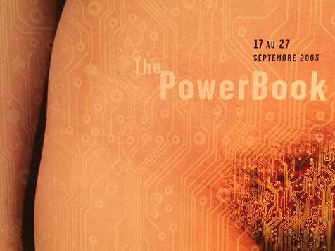 2003 THE POWER BOOK, PARIS / ROME