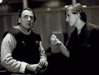 1993 Deborah Warner and Bruno Ganz, Coriolan, Salzburg